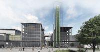 verticalfarminstitute - Vertikale Farm Linz Design