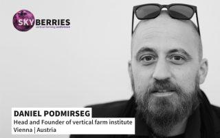 Speaker Daniel Podmirseg
