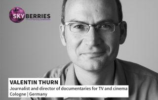 Speaker Valentin Thurn
